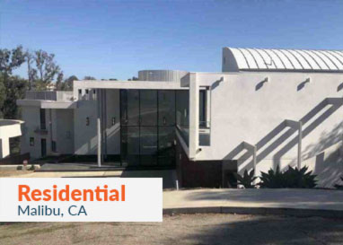 Residential Malibu CA